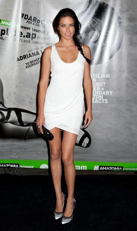 Adriana Lima ponovo trudna?! (FOTO)