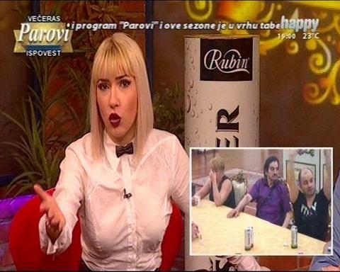 Gledateljka Parova: Slađo, sve što zaradiš daćeš Jeleni Golubović!