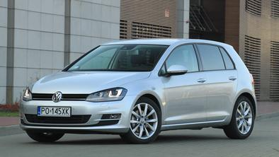 volkswagen golf vii 2014 recenzje i testy opinie. Black Bedroom Furniture Sets. Home Design Ideas