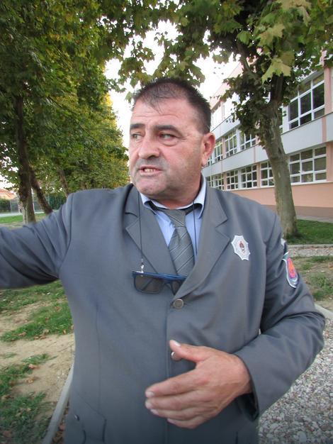 Jovo Šinik, načelnik komunalne policije u Gradišci