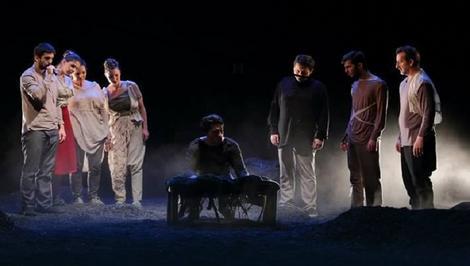 Scena iz predstave