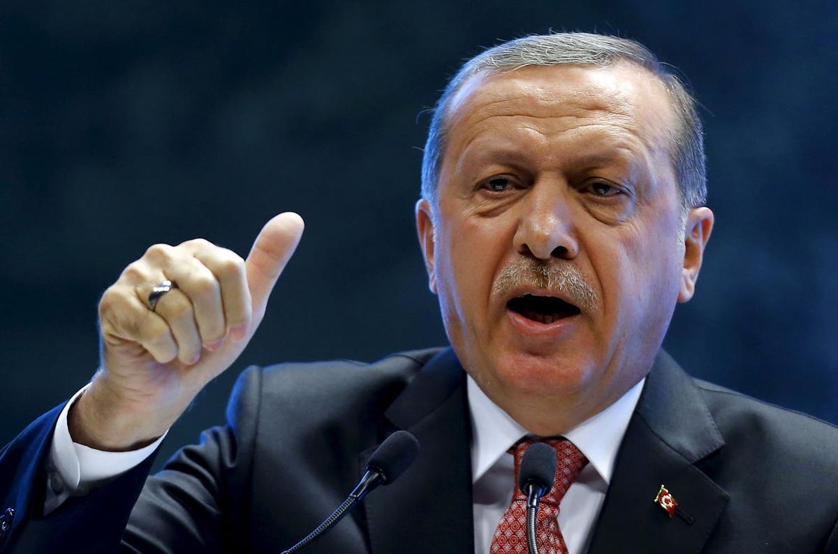 ERDOGAN PROTIV DARVINA Turska izbacuje teroriju evolucije iz srednjih škola