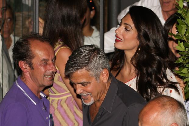 Džordž Kluni i Amal