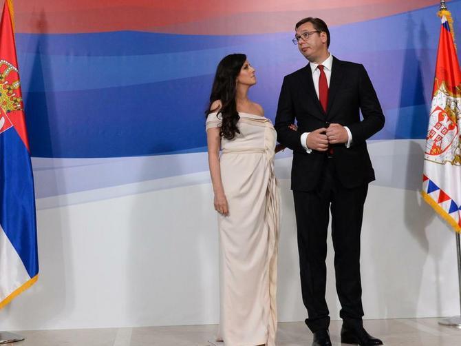 Tamara i Vučić PRVI PUT ZAJEDNO u javnosti!