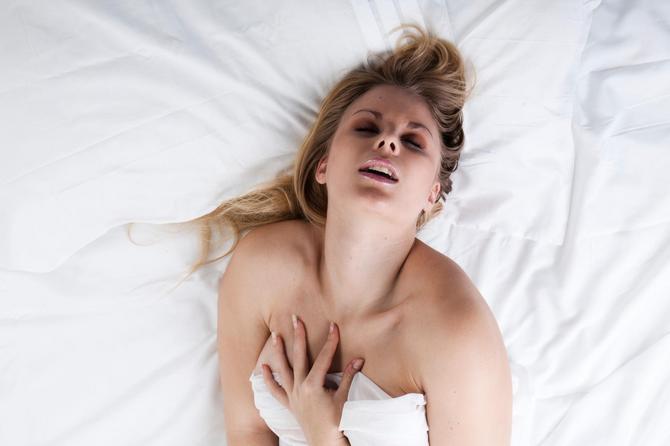 Za dobar orgazam ponekad je potrebno malo više truda