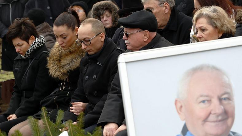 Stadler Józsefet szombaton temették el / Fotó: Fuszek Gábor