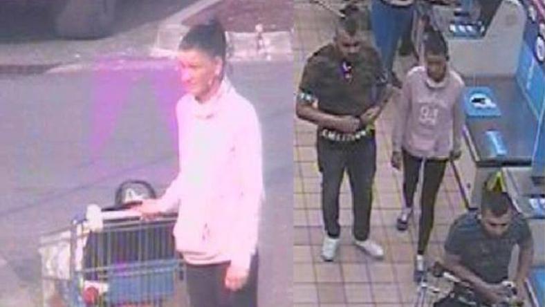 Nem fizettek, úgy távoztak, de ott volt a kamera / Fotó: police.hu