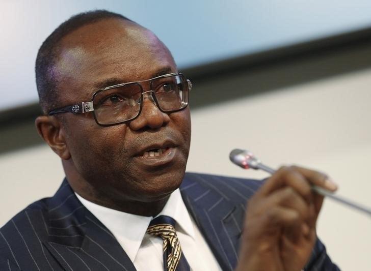 Nigeria's Oil Minister Emmanuel Ibe Kachikwu - REUTERS/Heinz-Peter Bader