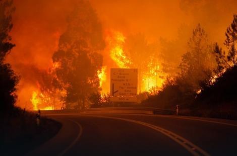Požari u Portugalu