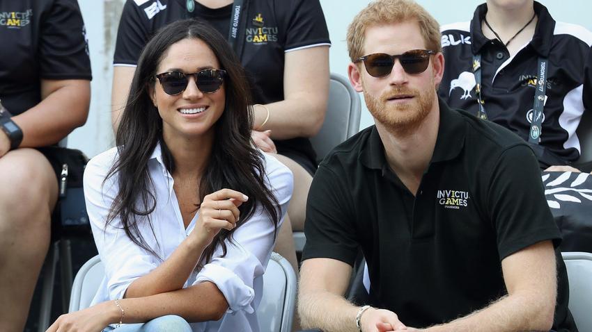 Szokujące doniesienia mediów. Książę Harry i jego partnerka są spokrewnieni?