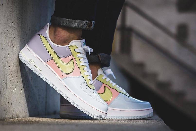 Nike Air Force 1 Easter Egg