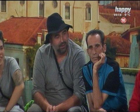 BIZARNO! Repriza Parova i pokojni Ekrem Jevrić na Happy! FOTO