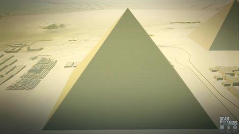 Rekonstrukcija: Ovako je izgledala piramida pre 4.500 godina