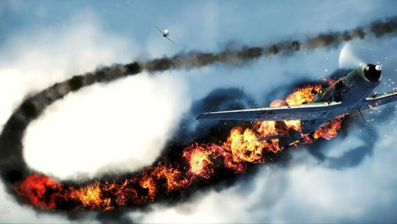 War Thunder - zostań pilotem bojowego myśliwca w sieciowej grze MMO