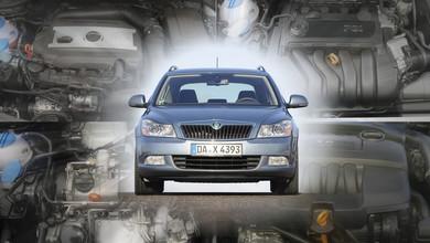 Skoda Octavia II – silniki najlepsze, najgorsze i te kontrowersyjne
