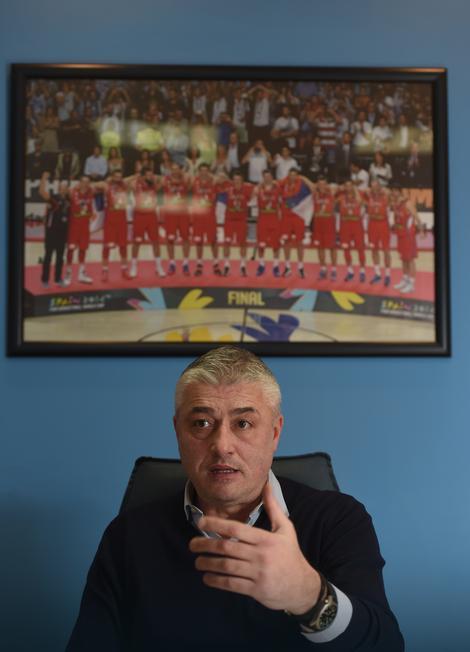 Danilović očekuje nove asove