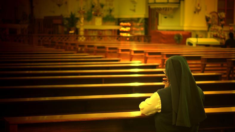 Letartóztatták az apácát, aki öt papnak is segített eltussolni a nemi erőszakokat /Fotó: Northfoto