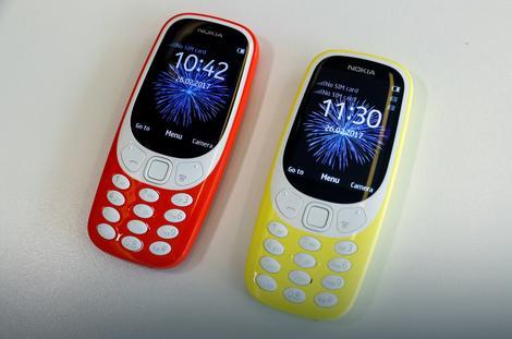 """Nova redizajnirana """"nokija 3310"""""""