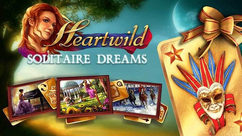 gameplanet Heartwild Solitaire Dreams