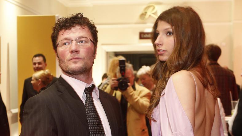 Stohl András és lánya, Stohl Luca /Fotó: RAS-Archívum