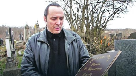 Ivan Nešić sa reprintom