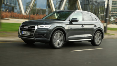 "Audi Q5 40 TDI – ?Q5-ka"" na pi?tk? z plusem"