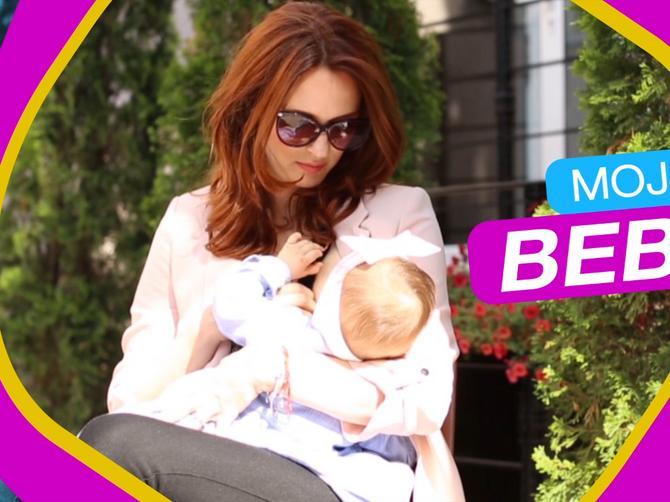 Ova naša manekenka je za svoju bebu uradila nešto najlepše: Pogledajte šta (VIDEO)