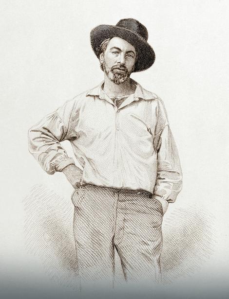Volt Vitman sa 35 godina (1854)