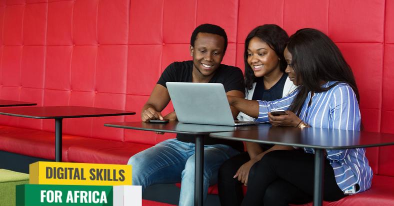 Digital skills for Africa training by Google