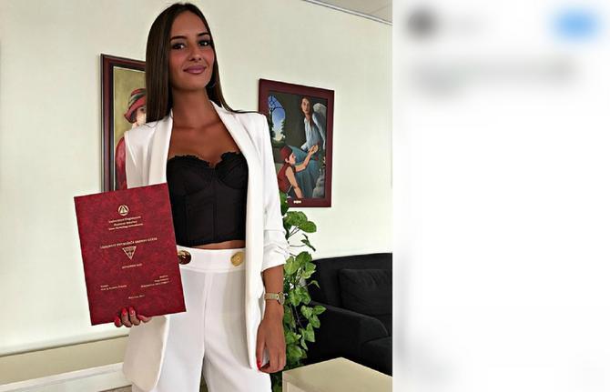 Kad je ponosno kačila diplomski na društvene mreže, ovome se sigurno nije nadala