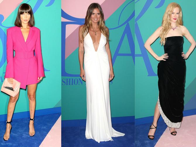 Menhetn je goreo od vrelih kombinacija: Ove dame obeležile su najglamuroznije modno veče godine