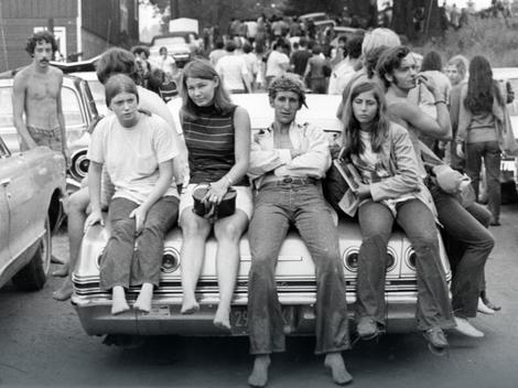 Mladi na Vudstoku 1969.