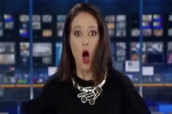 Nataša se opasno OBRUKALA dok je vodila vesti: A pravi BLAM desio joj se i još jednom