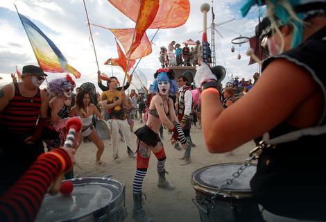 Usijana atmosfera na festivalu