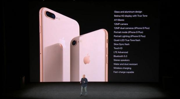 iPhone 8 și 8 Plus (foto: youtube.com)