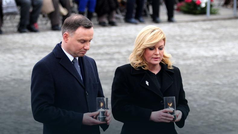 Jutro rozmowy polityczne prezydent Chorwacji z prezydentem Dudą