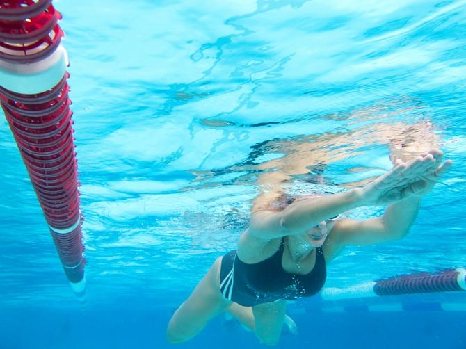 Plivanje pokreće sve mišiće