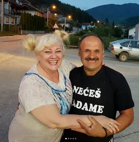 NAVALILI JEDNO NA DRUGO: Vesna Rivas otišla kod Zmaja u Šipovo i EVO ŠTA SU RADILI!