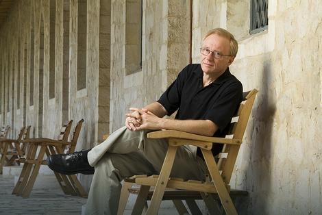 David Grosman je prošle godine bio gost na Beograskom festivalu evropske književnosti