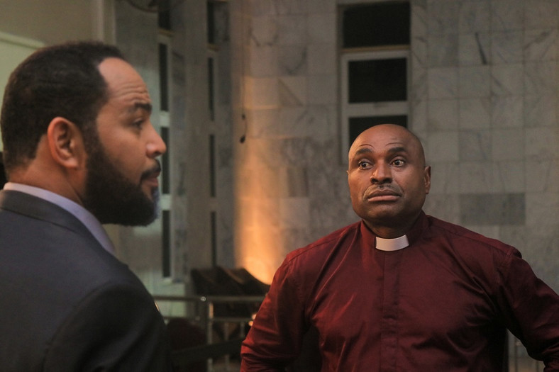 Kenneth Okonkwo and Ramsey Nouah will feature in 'Living in Bondage: Breaking Free' [ R&B PR]