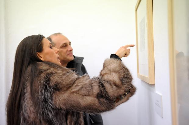 Pikasova izložba u Beogradu