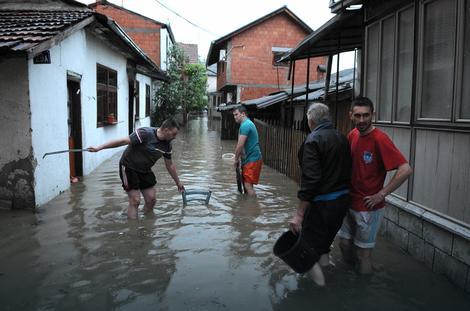 Kragujevac: Vlasnici poplavljenih kuća ljuti na gradsku vlast