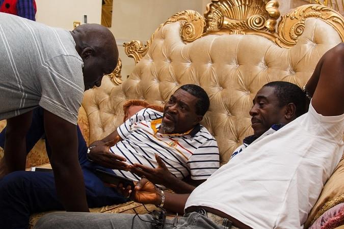 Kanayo .O. Kanayo, and Bob Manuel Udokwu are returning member of cast for 'Living in Bondage: Breaking Free' [ R&B PR]