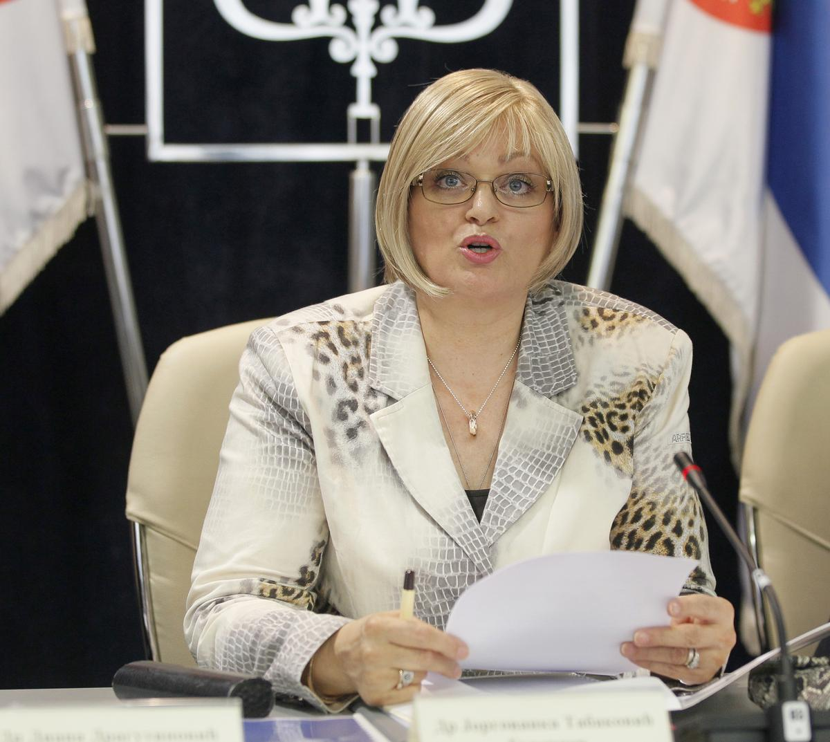 Guvernerka NBS: Dinar je stabilizovan, ali nije bilo lako
