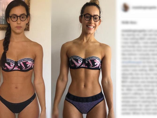 Dijeta joj nije uspevala, a onda je POVEĆALA unos kalorija i izgleda nikad bolje!