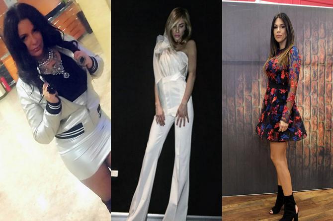 Modni žiri: Stoja u SVEMIRSKOM odelu i Marinin kombinezon koji noge čini BESKRAJNO dugim
