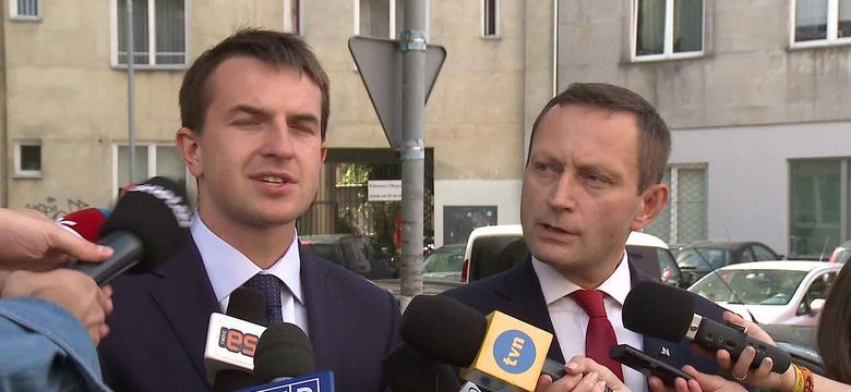 Posłowie Nowoczesnej składają doniesienie na Jarosława Kaczyńskiego