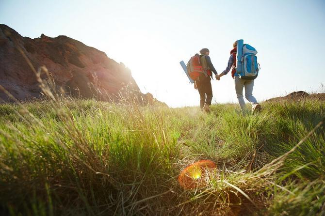 Planinarenje nije samo odličan trening već i avantura