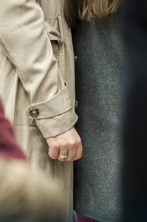 Nataša umesto burme sada nosi drugi prsten