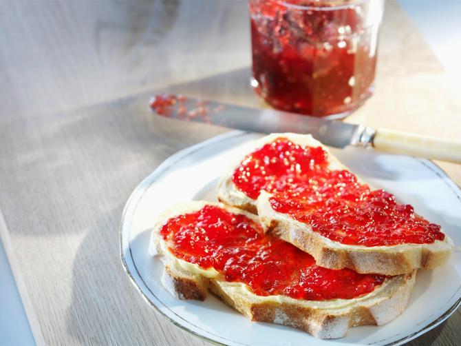 Apsolutni raj: Domaći džem od jagoda za samo nekoliko minuta
